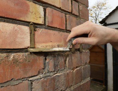 Brickwork and Mortar Repairs